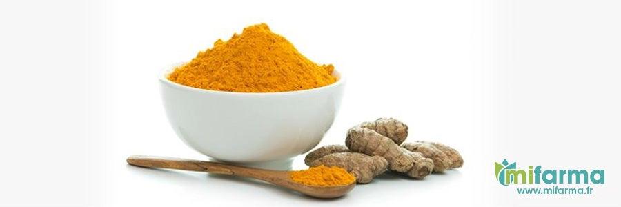 les propriétés anti-inflammatoires du curcuma sont d'une grande aide pour traiter les problèmes d'estomac, les rhumes et même le psoriasis