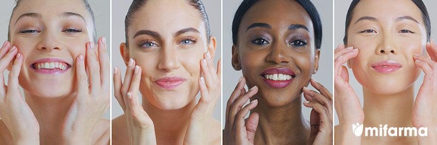 Acides cosmétiques pour la peau