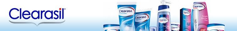 Hygiène et santé - Clearasil
