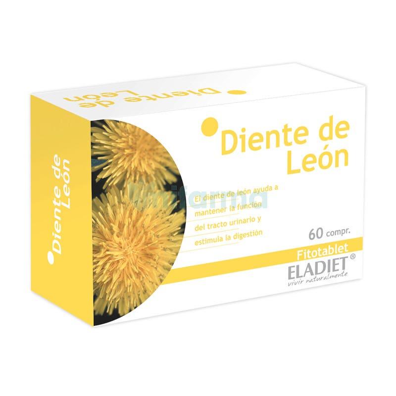 Eladiet Fitotablet Diente de Leon 60 Comprimidos