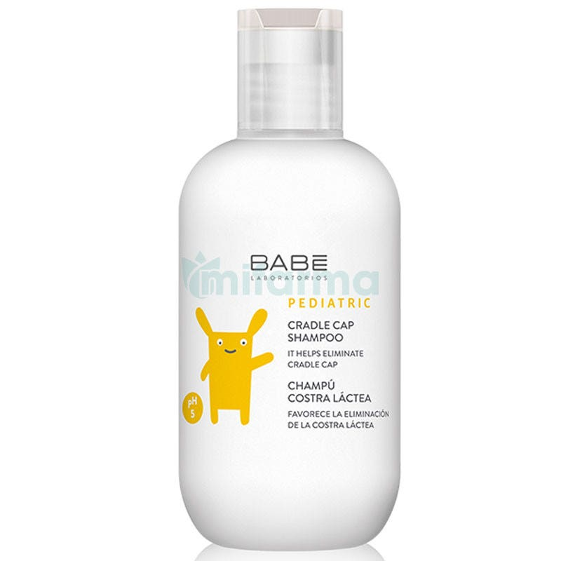 Babe Pediatric Champu Costra Lactea 200 ml
