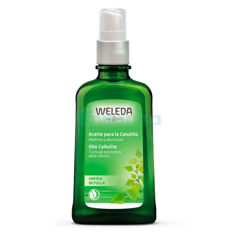 Weleda Aceite de Abedul Anticelulitico para la Celulitis 100 ml