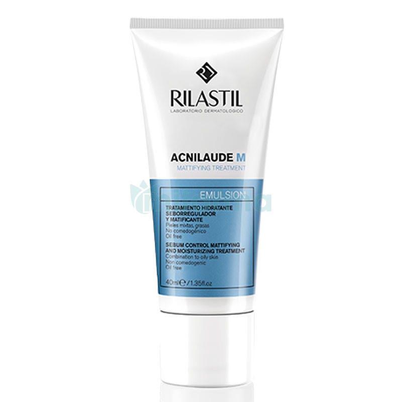 Acnilaude M-Mattifying Treatment 40ml Rilastil