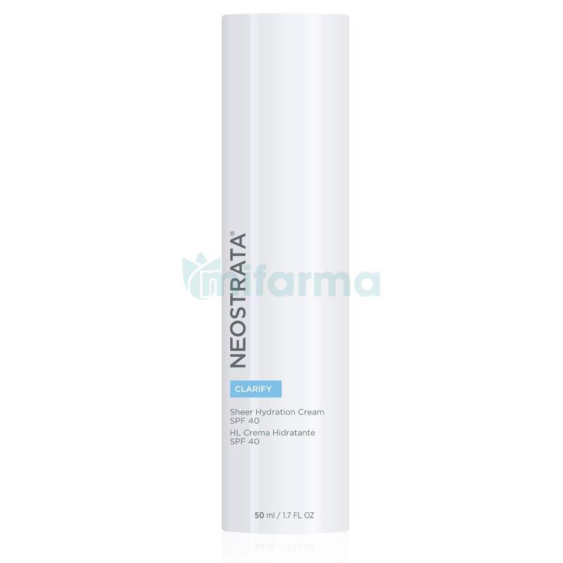 Neostrata HL Crema Hidratante SPF40 50ml