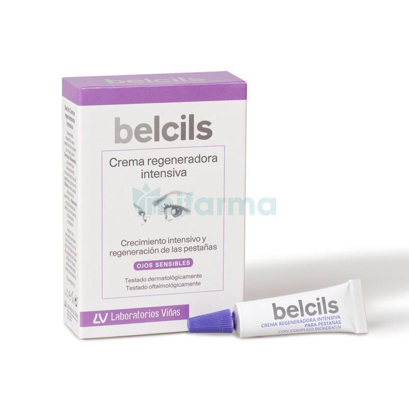 Belcils Crema Regeneradora Intensiva para pestanas 4ml