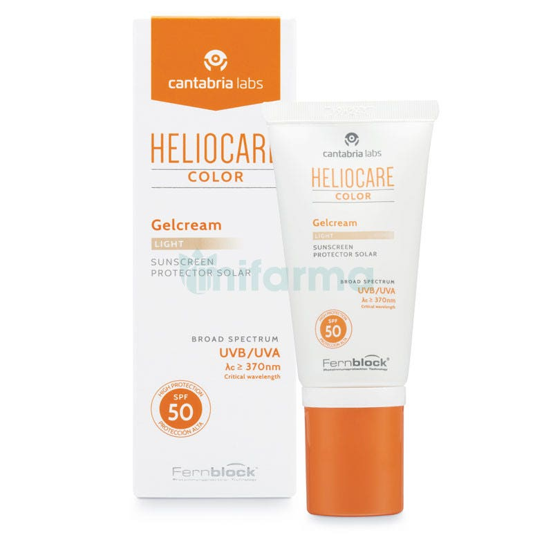 Heliocare Color Gelcream Light 50  50 ml