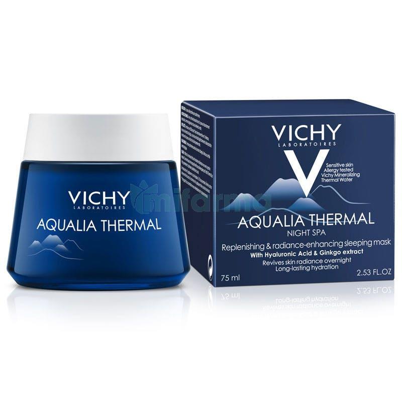 Vichy Aqualia Thermal Spa Noche Rostro 75ml