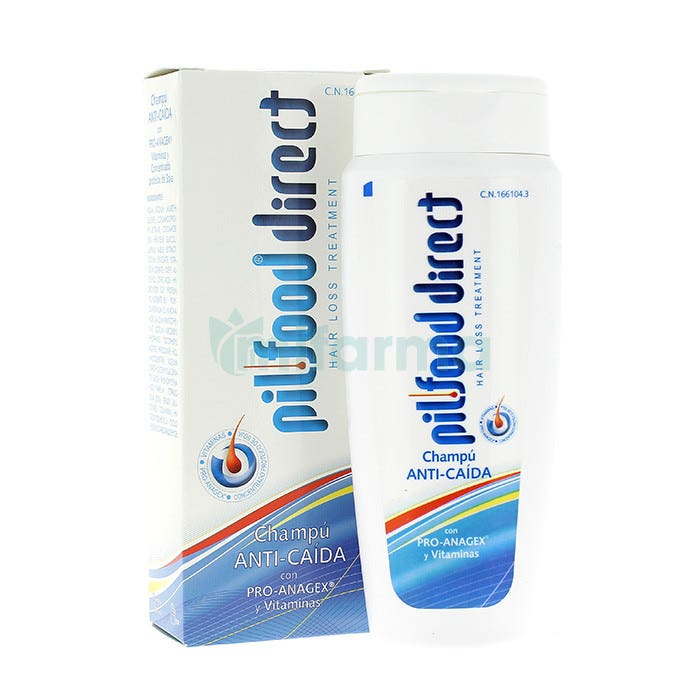 Pilfood Direct Champu Anticaida 200ml