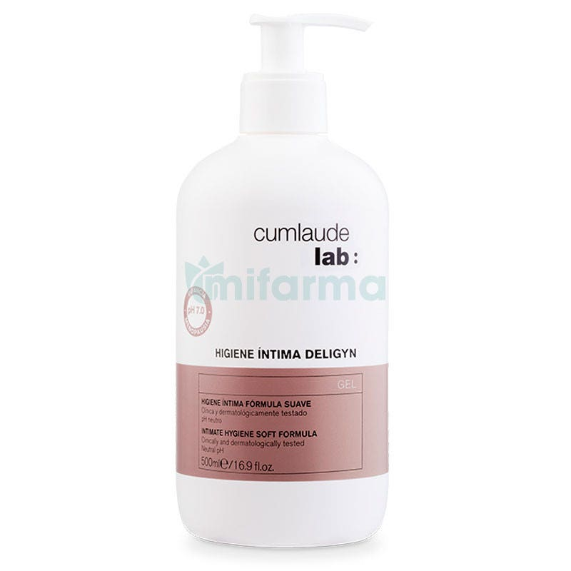 Cumlaude Higiene Intima Deligyn 500ml