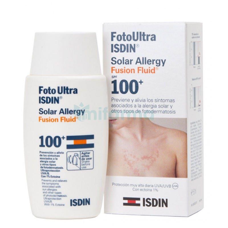 Isdin FotoUltra Solar Allergy Fusion Fluid SPF100 50ml