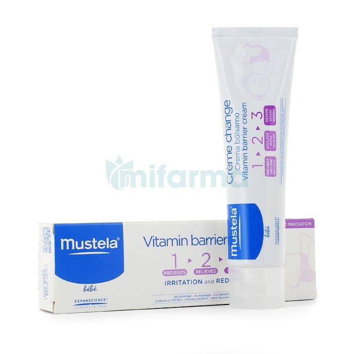 Mustela Crema Balsamo 123 100ml