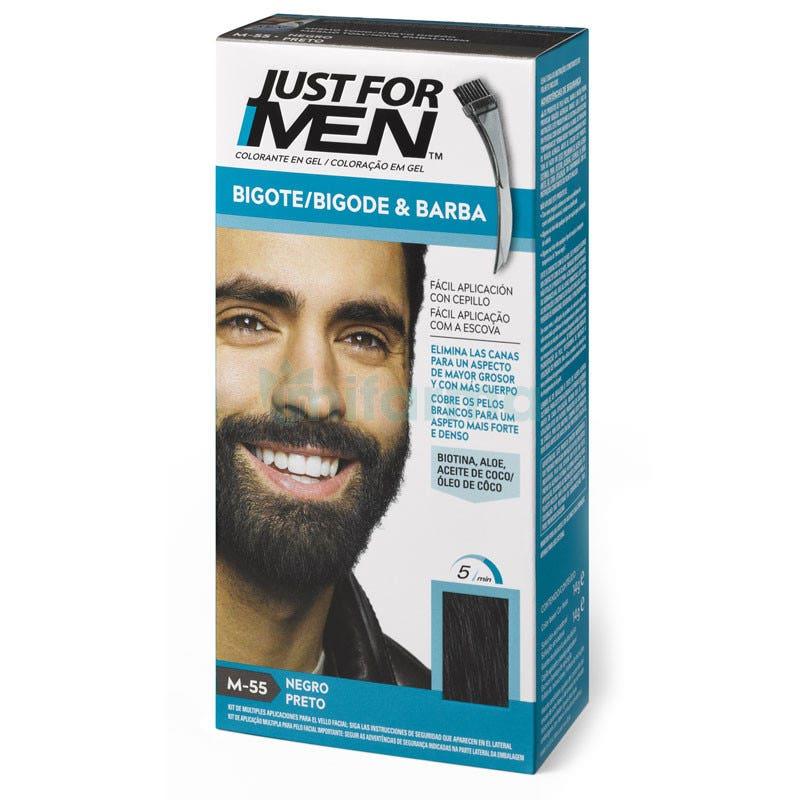 Just For Men Coloration Barbe et Moustache Noir