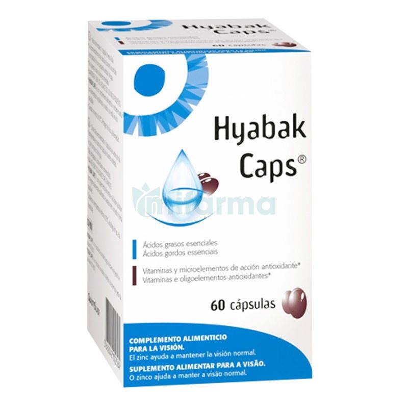 Hyabak Vision 60 Capsulas