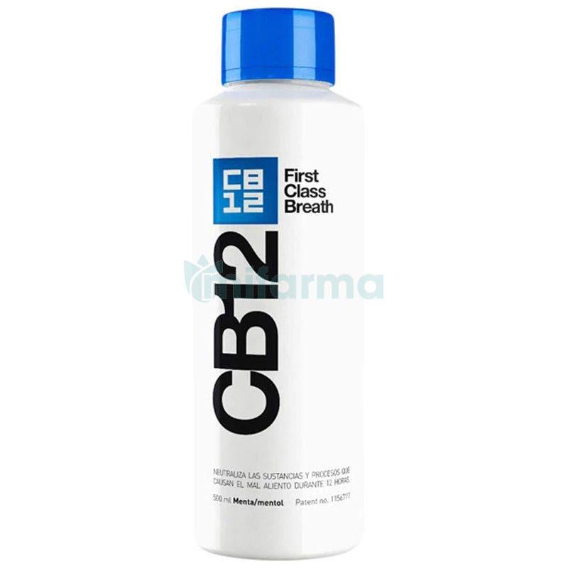 CB12 Bain de Bouche Menthe 500ml