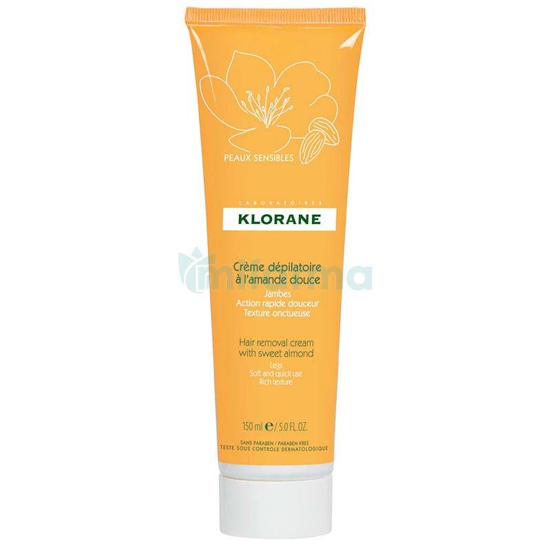 Klorane Crema Depilatoria 150 ml