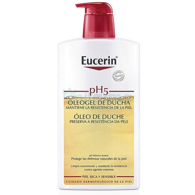 Eucerin Ph5 Oleogel De Ducha 1000ml