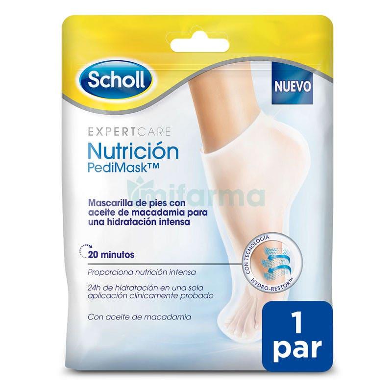 Calcetin Mascarilla de Pies Hidratacion Intensa Scholl 1 Par