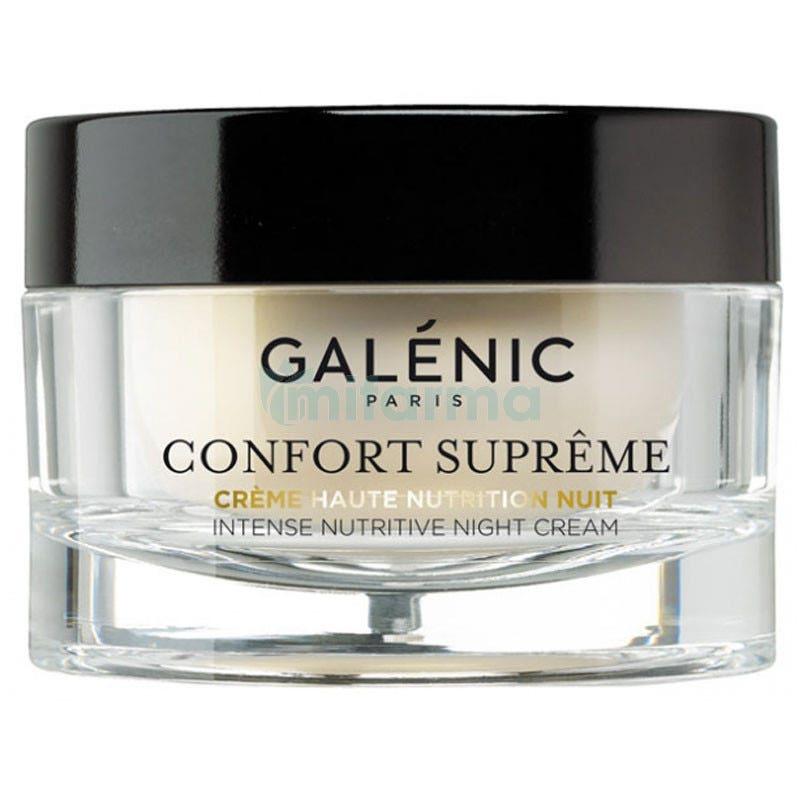 Galenic Crema Alta Nutricion Noche Confort Supreme Tarro 50 ml