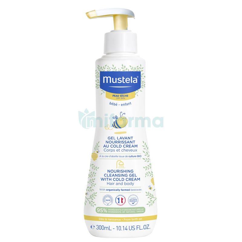 Mustela Gel Cold Cream Nutriprotector 300 ml