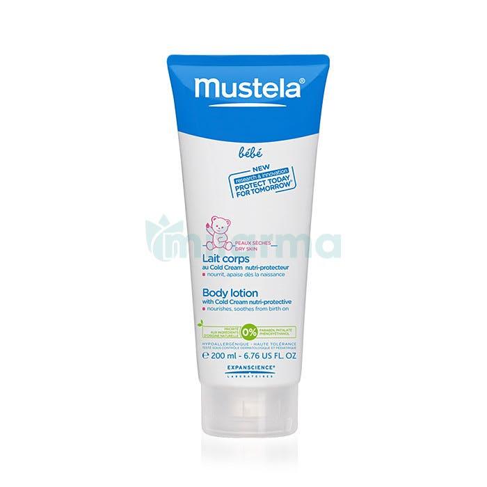 Mustela Cold Cream Leche 200ml