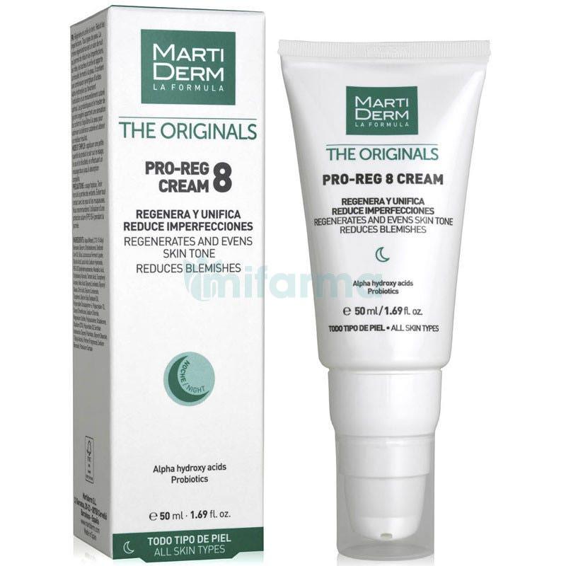 Martiderm The Originals Crema Regeneradora Pro-Reg 8 50 ml