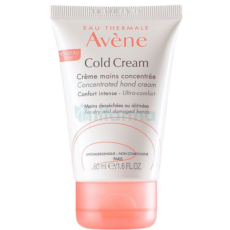 Avene Cold Cream Crema De Manos 50 ml