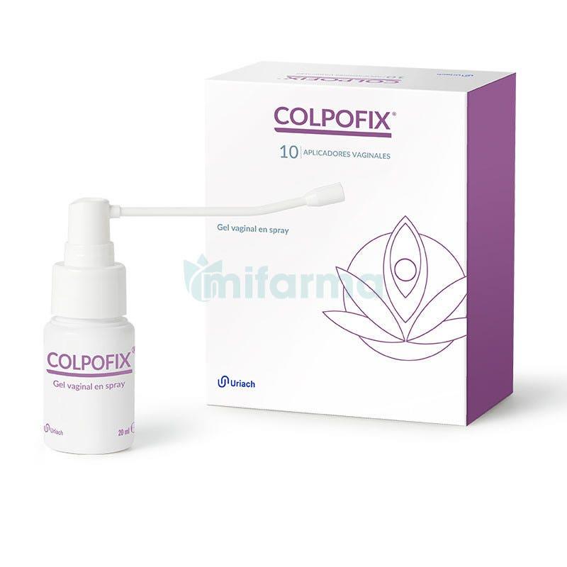 Colpofix Gel Vaginal Spray 20 ml