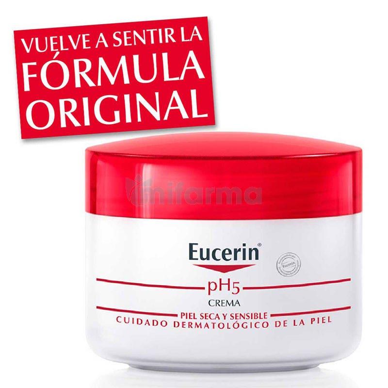 Eucerin pH5 Crema Tarro Piel Sensible 100ml