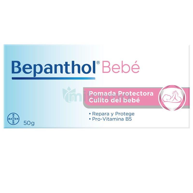 Bepanthol Pomada Protectora Cuidado Culito Bebe 50gr