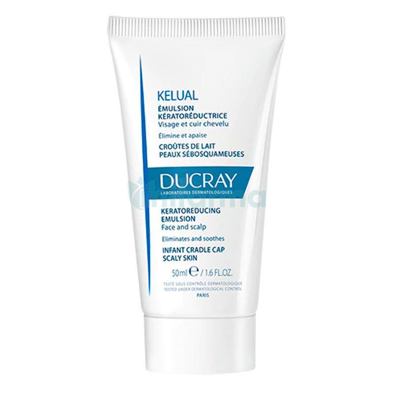 Ducray Kelual Emulsion Costra Lactea 50 ml