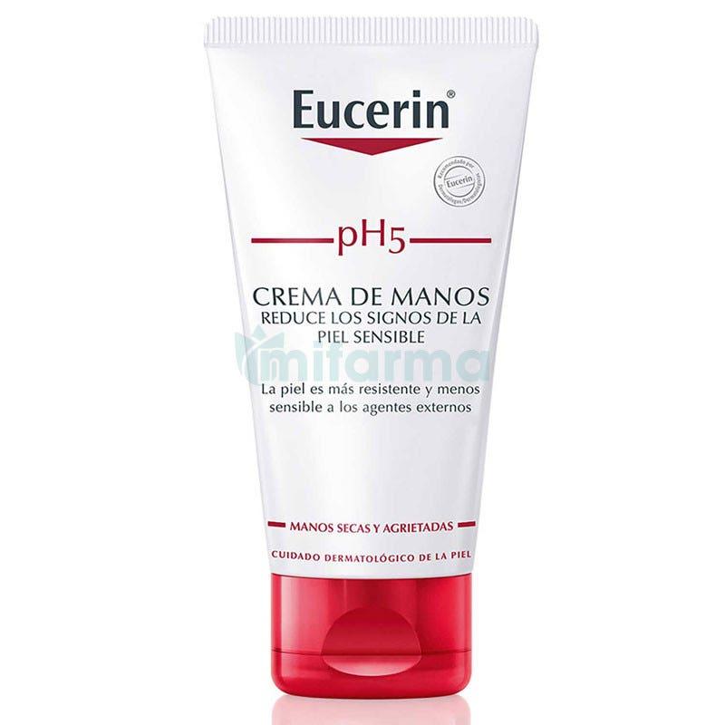 Eucerin pH5 Crema De Manos 75ml