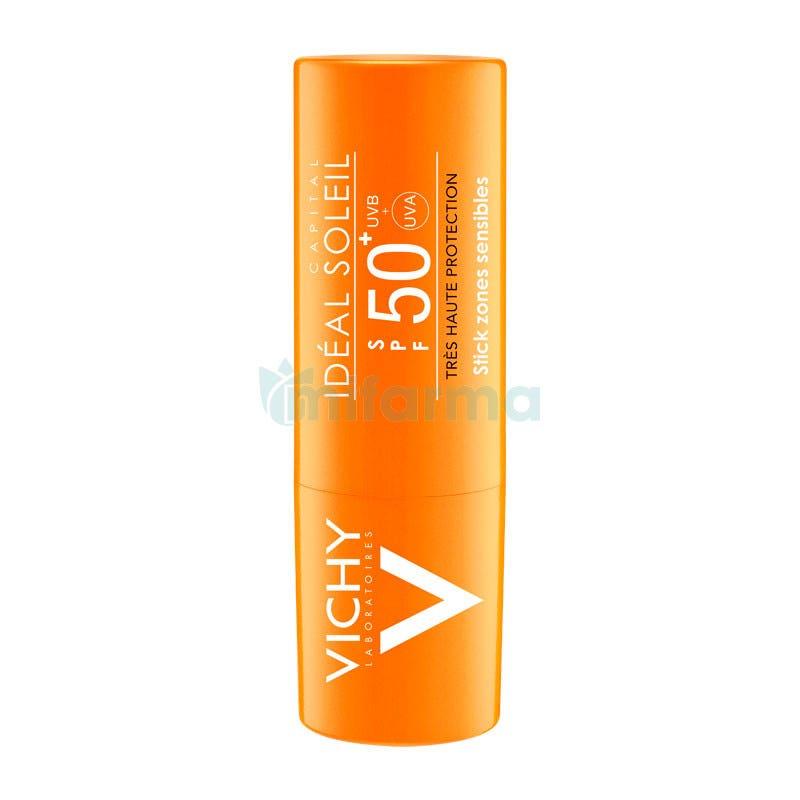 Vichy Ideal Soleil SPF50 Stick Zonas Sensibles