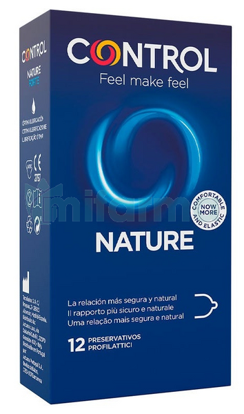 Préservatifs Control Nature 12 Unités