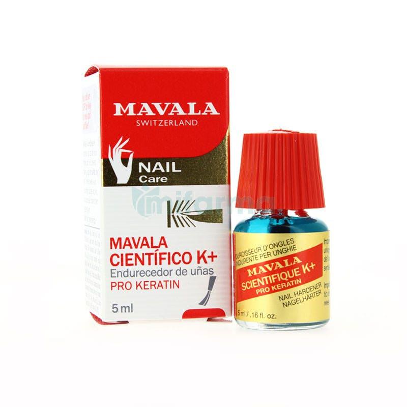 Mavala Cientifico K Endurecedor de Unas 5 ml