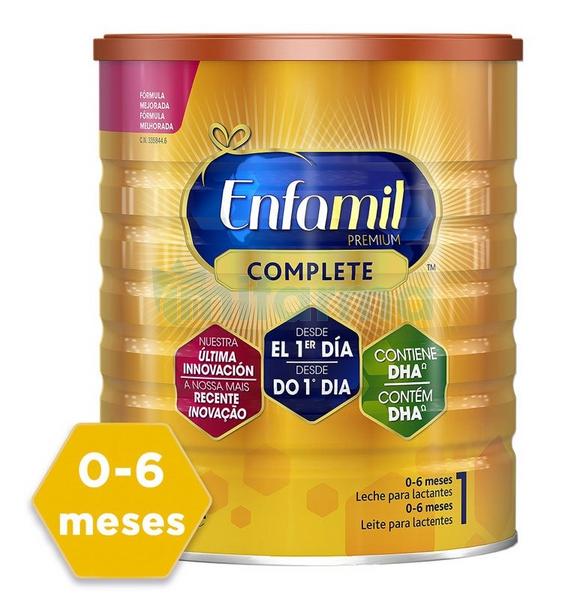 Enfamil 1 Premium 800 Grs  Enfalac