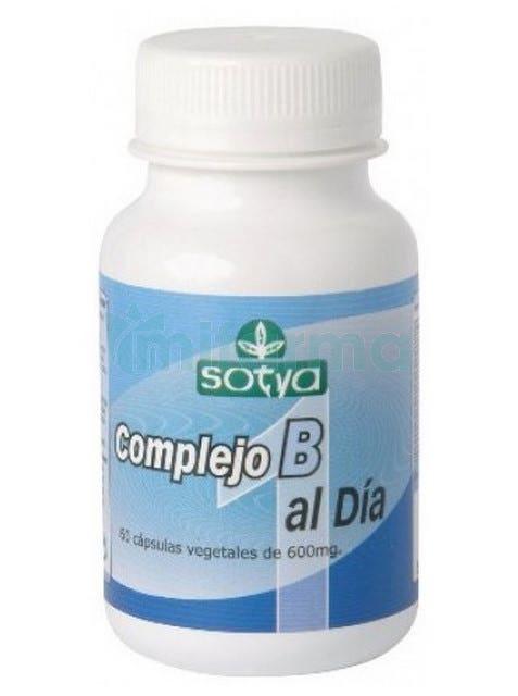 B-Complex 600 mg Sotya 60 Comprimidos