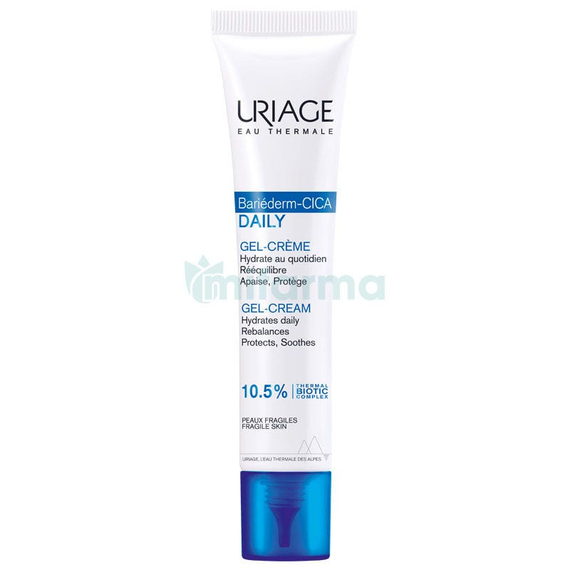 Uriage Bariederm Cica-Daily Gel Crema 40ml