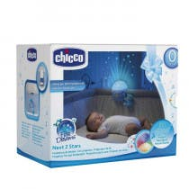 Chicco Proyector Next 2 Stars Azul  0m