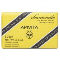 Apivita Jabon Natural con Camomila 125 Gramos