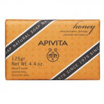 Apivita Jabon Natural con Miel 125 Gramos