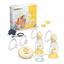 Extractor Leche Electrico Doble Maxi Swing Flex Medela