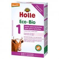 Leche para Lactantes Eco-Bio Holle 0m 400gr