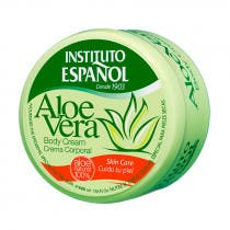 Instituto Espanol Crema Corporal Aloe Vera 400 ml