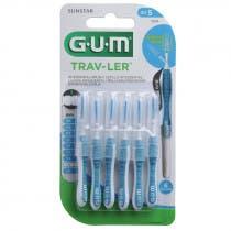 Gum Cepillo Interdental Travler 1,6mm