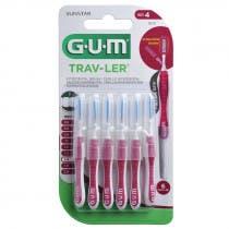 Gum Cepillo Interdental Travler 1,4mm