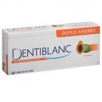 Dentiblanc Pasta Dental Blanqueadora Intensiva Duplo 2x100ml
