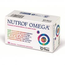 Nutrof Omega Luteina 36 Capsulas