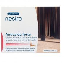 Ampollas Anticaida Forte Acofarderm 15x5ml