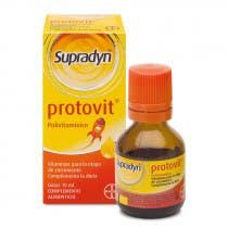 Supradyn Protovit Vitaminas y Minerales para el Crecimiento 15ml