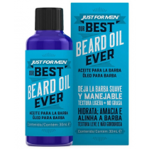 Aceite Barba Just For Men 31 ml